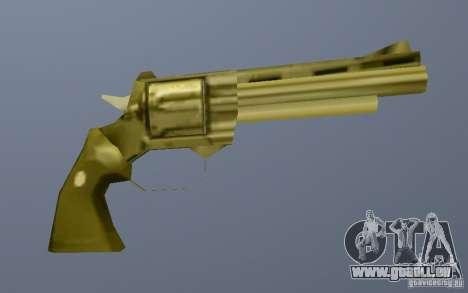 Gold Python für GTA Vice City Screenshot her