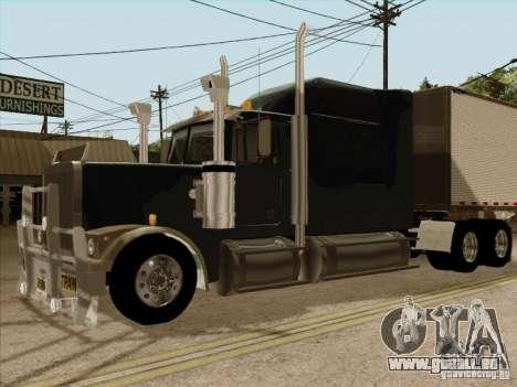 Western Star 4900 Aust pour GTA San Andreas vue de droite