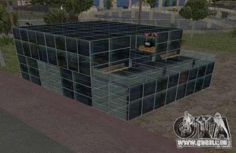 Cottage à deux étages pour GTA San Andreas deuxième écran