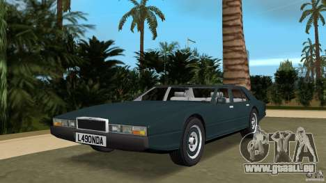 Aston Martin Lagonda (I) 5.3 (1976-1997) pour GTA Vice City