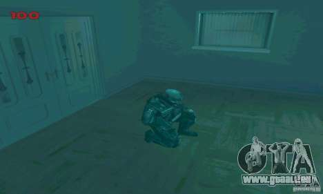 Siegel der Ambrelly für GTA San Andreas neunten Screenshot