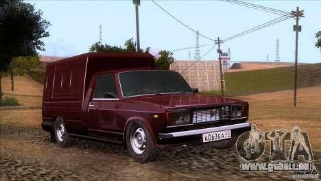 IZH 27175 pour GTA San Andreas