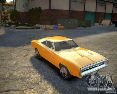 Dodge Charger Magnum 1970 pour GTA 4