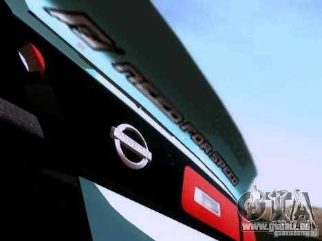 Nissan Silvia S14 Matt Powers v4 2012 pour GTA San Andreas vue de droite