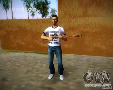 Mosin-Nagant für GTA Vice City sechsten Screenshot