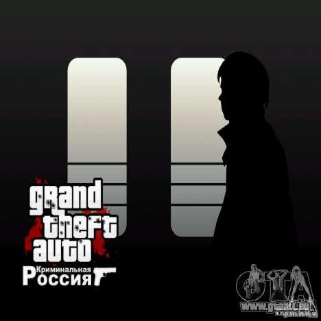 Chargement des images de CR pour GTA San Andreas deuxième écran