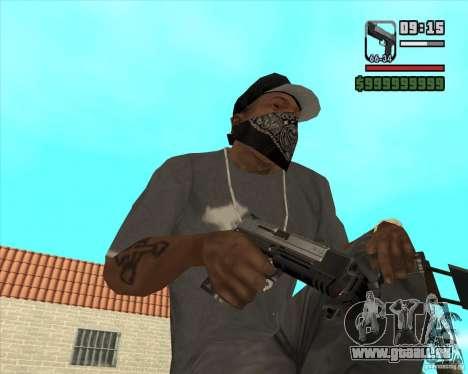 New Pistol pour GTA San Andreas