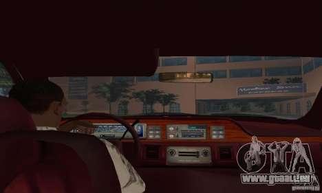 Chevrolet Caprice 1991 für GTA San Andreas zurück linke Ansicht
