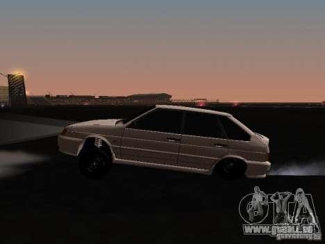 ВАЗ 2114-Bully für GTA San Andreas linke Ansicht