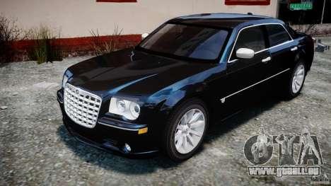 Chrysler 300C SRT8 Tuning pour GTA 4
