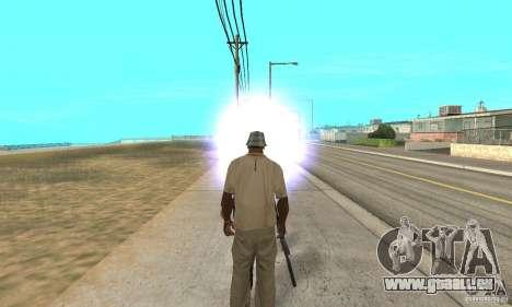 Hypnose dans San Andreas pour GTA San Andreas