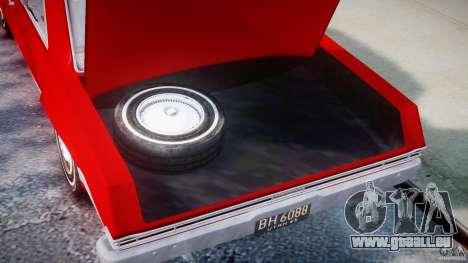 Ford Mercury Comet 1965 [Final] pour GTA 4 Salon