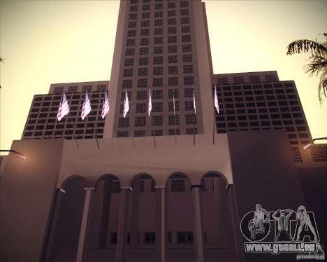 Neue Texturen des Rathauses für GTA San Andreas zweiten Screenshot
