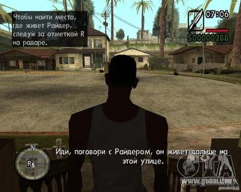 NewFontsSA 2012 für GTA San Andreas siebten Screenshot