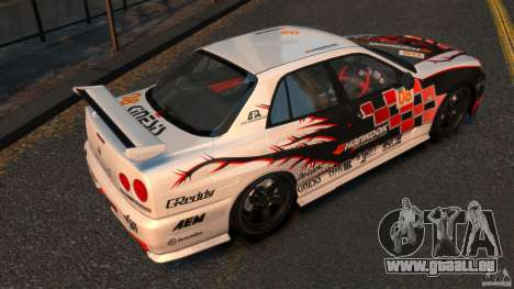 Nissan Skyline ER34 Nismo Z Tune für GTA 4 rechte Ansicht