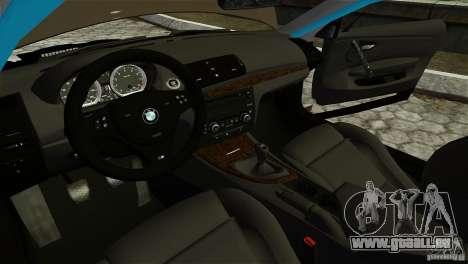 BMW 135i HellaFush für GTA 4 Seitenansicht