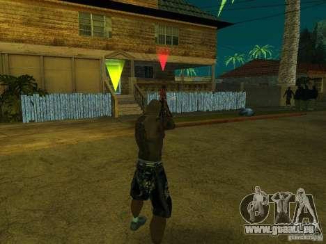 Killer Mod für GTA San Andreas dritten Screenshot