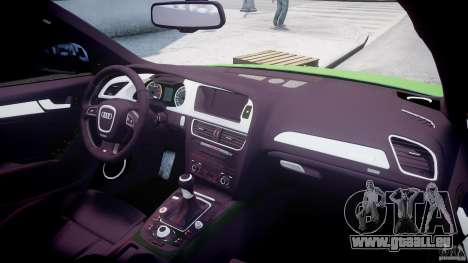 Audi S4 2010 v1.0 für GTA 4 obere Ansicht