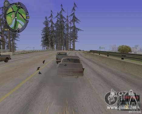 iCEnhancer beta für GTA San Andreas fünften Screenshot
