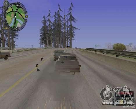 iCEnhancer beta für GTA San Andreas fünften Screenshot