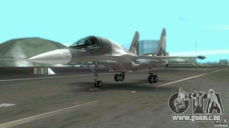 VC Air Force pour une vue GTA Vice City de la droite