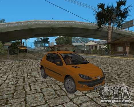 Peugeot 306 für GTA San Andreas