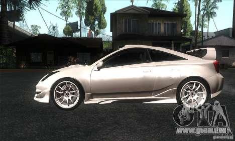 Toyota Celica-SS2 Tuning v1.1 pour GTA San Andreas laissé vue