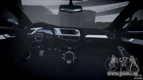 Audi S4 2010 für GTA 4 rechte Ansicht