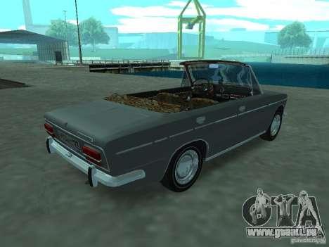 VAZ 2103 Cabrio pour GTA San Andreas vue de droite