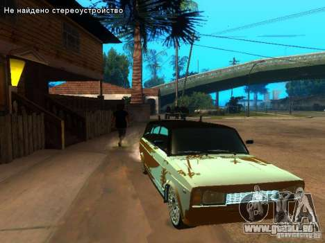 VAZ 2104 tuning pour GTA San Andreas