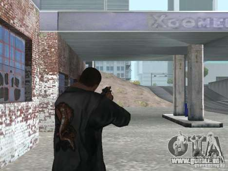 M1A1 Carbine für GTA San Andreas sechsten Screenshot