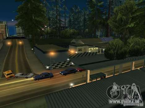 New Doherty für GTA San Andreas