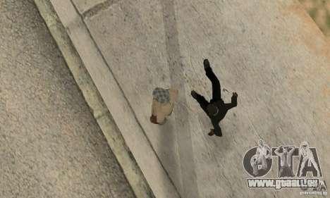 Collision de GTA 4 pour GTA San Andreas troisième écran