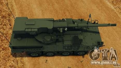 Stryker M1128 Mobile Gun System v1.0 für GTA 4 rechte Ansicht
