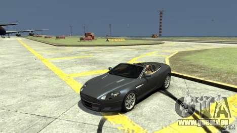 Aston Martin Volante DB9 für GTA 4