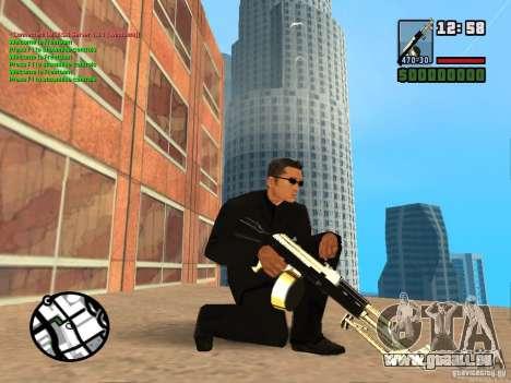Gun Pack by MrWexler666 pour GTA San Andreas quatrième écran