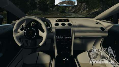 Lamborghini Gallardo LP570-4 Spyder Performante für GTA 4 Rückansicht