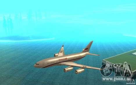 L'IL-96 300 STC Russia pour GTA San Andreas