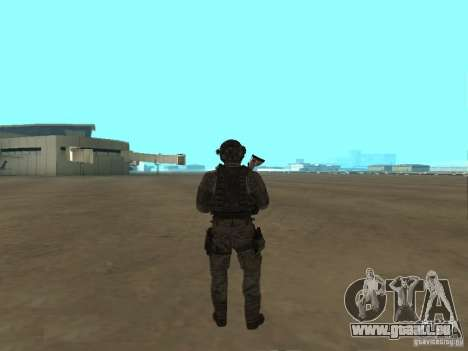 Frost and Sandman für GTA San Andreas dritten Screenshot