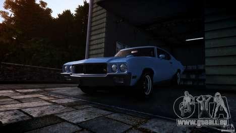 Buick GSX 1970 für GTA 4 rechte Ansicht