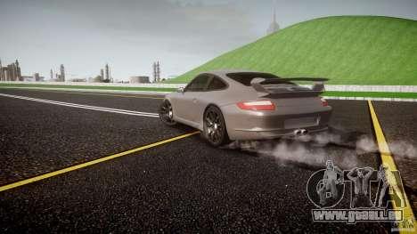 Porsche GT3 997 für GTA 4-Motor