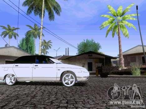 LADA 21103 Maxi für GTA San Andreas Rückansicht