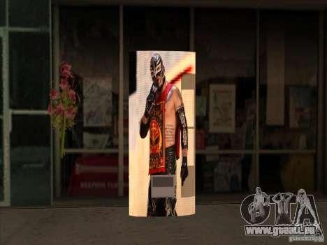 Soda Pop Ray Mysterio für GTA San Andreas