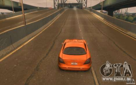 HD Roads pour GTA 4 secondes d'écran