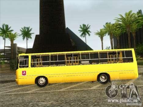 IKARUS 260 für GTA San Andreas Seitenansicht