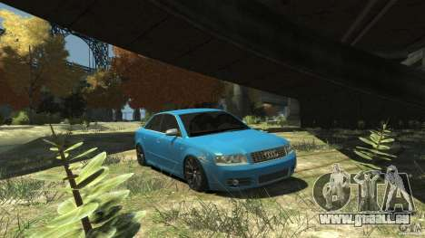 Audi S4 2000 pour GTA 4