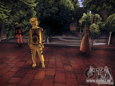 New ENBSeries für GTA San Andreas elften Screenshot