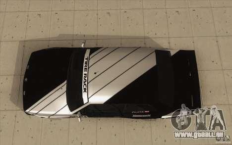BMW E30 M3 - Coupe Explosive pour GTA San Andreas vue de droite