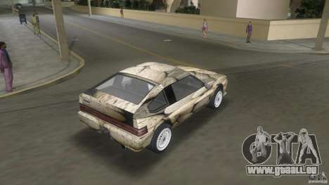 Blista rock stone stock für GTA Vice City linke Ansicht