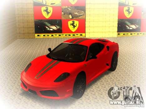 Ferrari 430 Scuderia TT Black Revel pour GTA San Andreas